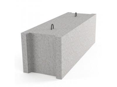 Преимущества фундамента из фундаментных блоков