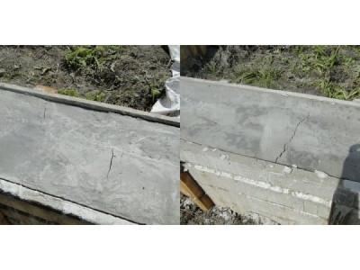 Усадка бетона: влияние на объем, как рассчитать и методы её уменьшения