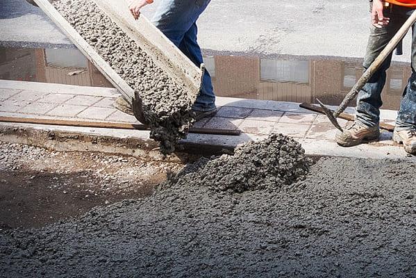 Бетон раздача цементный раствор для кладки пропорции воды