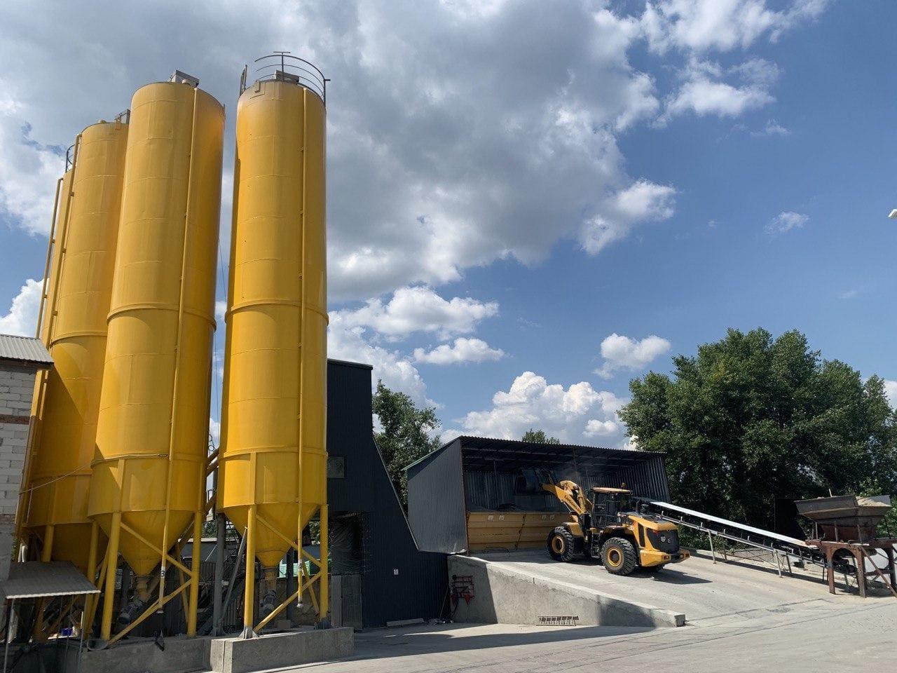 Грузоперевозки, производство бетона